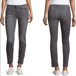 Joe's Crop Skinny Jean In Agnes
